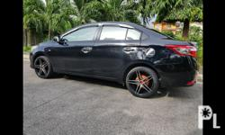 This particular Vios features a 1.3L Gasoline engine, paired with a Automatic transmission and has got 45,000 km on the clock. On the inside the vehicle features Power Windows, In Dash Stereo entertainment system and Manual Aircondition.  Safety and