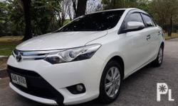 Toyota Vios 1.5G 2014 Year 35,000 km mileage 1.5L Engine Gas Fuel Automatic transmission Air Conditioning Power Steering Remote Keyless Entry Leather Interior Air Bags Alarm AM/FM Radio CD Player Forsale 2014 model toyota vios 1.5g top of the line color