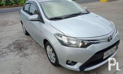 2014 Toyota Vios 1.3 E AT Superman Edition Thermalyte fuel efficient Low mileage only perfect humatak ( To see is to believe) No history of major collisions ( To see is to believe) Well-Maintained and duly serviced Economical Engine Performance Perfect