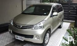 Toyota Avanza G 2015 Year 19,000 km mileage 1.5L Engine Gas Fuel Automatic transmission Air Conditioning Power Steering Remote Keyless Entry Leather Interior Air Bags Alarm AM/FM Radio CD Player