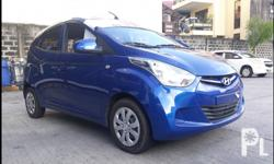 This particular Eon features a 0.8L Gasoline engine, paired with a Manual transmission and has got 11,721 km on the clock. On the inside the vehicle features Power Windows, In Dash CD/AM/FM Audio System entertainment system and Manual Air-conditioning.