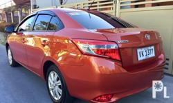 2017 Toyota Vios 1.3E Automatic Dual VVT-i Engine CVT Automatic Transmission 13.+++km Mileage With Complete Casa Records/ Manual Booklet Toyota Touchscreen Oem Headunit Good As Brand New! All Original All Power Unused Spare Tire Test & Check all u want!