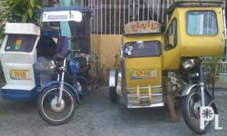 Taon: 2007 Kondisyon: Gamit na Good day po sa lahat ., I'm selling two tricycle with franchise here at Imus Cavite . One is, Kawasaki Barako 175 , 4 stroke,2007 Model ITB Toda in good running condition. Second, Honda 155 ,4stroke, ICAPTODA , good running