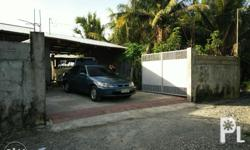 """For Sale House and Lot Bunggalow 250sqm Lot Area 2 bedrooms & 3 cr Car garrage ( 3 cars ) Tax declaration """"ready to title"""" Furnitures are included Bateng Mangaldan, Pangasinan Asking Price: P1,450,000 - Fixed Inclusive of transfer (taxdec to taxdec and"""