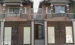 Two bedroom with closet, kitchen, bathroom, laundry area, carpark inside and gated. Guaranteed quite and nice place. Near in puregold, church, school, hospital. 2 months advance 1month deposit. See to appreciate. For details cal