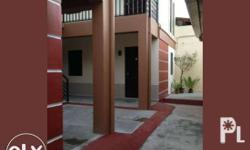 For more photos and info. Please visit our fb page: JMB Apartment Call-Tina 1 and 2 Bedroom Apartment unit For RENT. Tiled flooring throughout! HURRY! First come, First serve! SERIOUS INQUIRY ONLY! Please call or text to view the unit INDIVIDUAL meter for