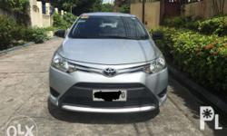 Assume balance Toyota vios 2015, color titanium silver grab and uber ready , manual 12k monthly, casa maintained fresh only 20k mileage, updated payment, 1 year and 11 months nlng,Reason for selling: hindi masyado nagagamit, location: carmona, slightly