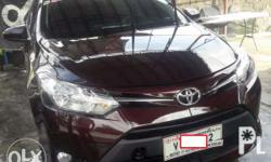 Still avail if posted pls read all the details Assume balance 2017 toyota vios 1.3 e manual dual vvti for 110k plus 54 mos remaining starting aug 15 at 16k plus thru east west bank with issued east west bank checks. End c.s. 2. Acquired at toyota