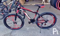 SOLD OUT!! We'll be re-stocking MTB #26 AVP on the last week of September. Accepting reservations on Monday. Enjoy your weekends! Thank you & God bless! (AVP) Brand New Mountain Bikes MTB #26 Bicycles FOR SALE Php 4,950.00 -Bicycle Unit MTB #26 -(AVP) 880