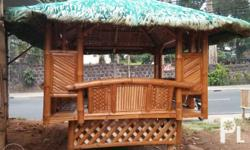 Norma's Bamboo Furniture Store Address: No. 62 J.P. Rizal Street, Bgy. Dela Paz, Antipolo City (very near Antipolo Simbahan) Open Bahay Kubo (Nipa Hut) for Sale Price: 4x4 ft - 9,000 5x5 ft - 10,000 5x7 ft - 12,000 6x6 ft - 14,000 8x8 ft - 18,000 We