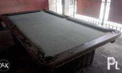 baligya nko kai wlay space for sa parkingan sa sakyanan..marmol ni siya. comes with tako and a set of billiard balls. negotiable pa unit is in opol