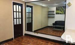 FOR RENT P32,500 fully furnished Lower Penthouse BSA Suites Makati -45sqm -1 bedroom 1 bath -with balcony -with parking -1 year contract -monthly dues inclusive -5 minute walk to Greenbelt Shopping Center Terms: 2 months deposit 2 months advance 10 post