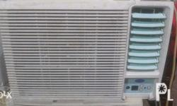 carrier 1.5 hp aircon digital lost remote 4 years used 22x15 inches medium size no issue very cold pickup only at ue kalookan near monumento