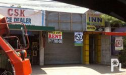 Commercial space for rent.right at the heart of Butuan City, located at Ochoa Avenue, in front of Vross Meatshoppe. Very accessible. Plenty of people, good for the business. Location is the best for commercial business and offices. Plenty government