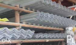 corrugated roof guage 3.5mm yero superlume excel brand .35mm x 6ft - 147.00 each .35mm x 7ft - 172.00 .35mm x 8ft - 196.00 .35mm x 9ft - 221.00 .35mm x 10ft - 245.00 .35mm x 12ft - 294.00 - superlume premium .5x6ft - 198.00 each superlume premium .5x7ft -