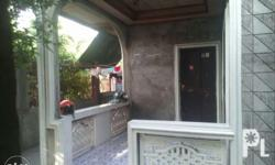 House and lot for sale two bed rooms, two cr, with dirty kitchen ,store and parking area..plz call or txt ..apopong area po sto.nino prk.6 price 550k negosyable pa frst come frst serve..
