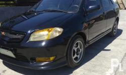 For sale Toyota vios j 2005 Cold air con Manual transmission Updated registered Pioneer sounds Mag wheels Tinted windows Good running condition Lady owner
