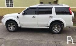 Ford Everest 2010 AT DieseL  Brand:Ford  Model:Everest  Year of manufacture:2010  Condition:Used