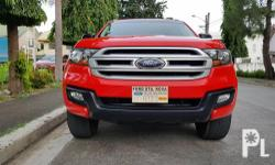 Ford Everest 2016 Ambiente Automatic Milage: 50,000 KM Transmission: Automatic Engine Condition: 10/10 Exterior Condition: 10/10 Interior Condition: 10/10 Tires: 90% Fuel: Diesel 100% Flood free 100% Accident free -All Original -Complete papers