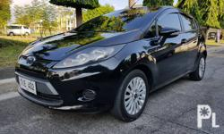 Ford Fiesta 2012 Automatic Variant: 1.4 Trend Mileage: 40,000 KM Transmission: Automatic Engine Condition: 10/10 Exterior Condition: 10/10 Interior Condition: 10/10 Tires: 90% Fuel: Gas -All Original -Complete papers -Smooth acceleration