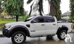 Variant: 2.2 XLT 4x2 Mileage: 55,000 KM Transmission: Automatic Engine Condition: 10/10 Exterior Condition: 10/10 Interior Condition: 10/10 Tires: 80% Fuel: Diesel 100% Flood free 100% Accident free -All Original -Complete papers -Smooth acceleration