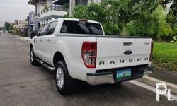 Ford Ranger 2013 XLT Automatic Diesel Variant: 2.2 XLt 4x2 Milage: 30,000 KM Transmission: Automatic Engine Condition: 10/10 Exterior Condition: 10/10 Interior Condition: 10/10 Tires: 90% Fuel: Gas 100% Flood free 100% Accident free  -All Original