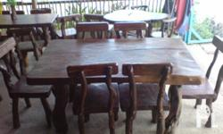 Selling woodcraft furnitures made from molave, kamagong or Iron wood. Kindly visit my website at http://www.flickr.com/photos/ga_woodcraft/ Please contact Michael Chiong, 639287344375 Surigao City, Surigao del Norte, Mindanao