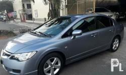 Honda Civic 2007 Automatic S Used for sale. The Honda Civic runs on Gasoline and has a promo price of PHP 70000. You will be hard pressed to find better value for your money elsewhere. This is a bargain you cannot afford to miss, so get in touch today.