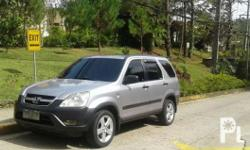 Honda crv gen 2 2003 model Manual transmision Orig paint Thin can body Pioneer usb cd aux head unit Registerd til august 2017 Orig papers Open dos w/ ID Lady owned