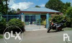 House and Lot With 2014 Isizu Crosswind Clean Titled Lot Fernadez subd Polomolok South Cotabato