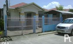 120 sq. m lot area Semi furnished Master's bedroom with aircon