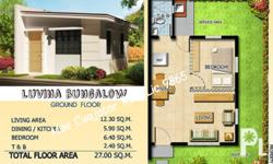 Furnished: Hindi Mga Alagang Hayop: Hindi Bayad sa Broker: Hindi HOUSE MODEL :LUVINA LOT AREA....123SQM FLOOR AREA....27SQM TCP: Php 984,300.00 Reservation fee...Php 10,000.00 D/P.......................Php 196,860.00 payable w/in 18months for only Php