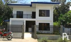 391 sqm titled lot 2 storey newly built house 3 bedrooms & 3 bath 1 swimming pool located at the heart of laguindingan 4 km away from the International Airport PRICE: Php 4,000,000.00