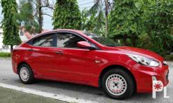 Hyundai Accent 2014 Automatic  Used for sale. The Hyundai Accent runs on Gasoline Variant: 1.4 CVT Milage: 28,000 KM Transmission: Automatic Engine Condition: 10/10 Exterior Condition: 10/10 Interior Condition: 10/10 Tires: 80% Fuel: Gas 100% Flood free