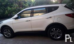 Hyundai Santa Fe 2015 (7 Seater)  Purchased: August 2015 Automatic Diesel  80t+ kms Well Maintained Dealer/Casa Warranty Smart / Keyless Entry With original seat cover Push to Start/Stop All power With security mode Top condition First owner Complete