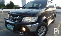 Isuzu Crosswind Sportivo M/T 2.5L Turbo Diesel Top of the Line All power  VERY FRESH Well Kept  SUPERLOADED  Indash JVC LCD TV Monitor Additional 2LCD TV Monitor Total of 3 TV Monitors DVD/VCD/MP3/CD  Clear Local TV Channels Digital box ABS CBN TV Plus