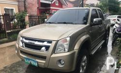 Isuzu D-Max LS 2010 Year 107,000 km mileage 2.5L Engine Diesel Fuel Automatic transmission Air Conditioning Power Steering Leather Interior Air Bags Alarm Anti-Lock Brakes (ABS) AM/FM Radio CD Player 2010 Isuzu D-Max LS 4x2 Automatic Gas Cold ac Leather