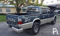 Isuzu fuego sports limited 4x4 manual diesel 2000 model  1st owned all original paint with complete body stickers and conduction stickers Accident free and flood free money back guarantee Complete legal documents ready for transfer No hidden issues ready
