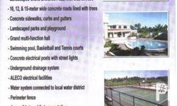 JAMAICA MANSION PANAL, TABACO CITY (ALBAY) COMPUTATIONS (LOT ONLY) BLK. 7, LOT17 LOT AREA: 390 SQ.M. LOT PRICE (PER SQ.M.):  P  3,200.00 TOTAL LOT PRICE:  1,248,000.00 20% DOWN PAYMENT:  249,600.00 BALANCE AFTER DP:  998,400.00 RESERVATION FEE: