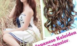 FOR SALE!!! JAPANESE MADE HAIR EXTENSION! HEAT FRIENDLY! 100% CUSTOMER  SATISFACTION!!! IT IS VERY TIED!!! I GUARANTEE YOU THAT MY PRODUCT IS TRIED AND TESTED BY MANY... JAPANESE KELEIDON HAIR EXTENSION FULL HEAD CLIP ON!!! IF YOU HAVE SHORT HAIR, INSTANT