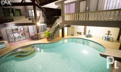 Pool Amenities - Adult Pool w/ slide - Kiddie Pool - 2 AC Rooms - 3 Fan Rooms Others - Videoke - Grill - Refrigerator - Kitchen Space - Gas Stove (LPG 200 per session if required by customer) - Water Dispenser (Mineral Water not included) - Parking Space
