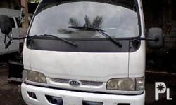 Deskripsiyon KIA BONGO I BEAM TYPE,AS-IS,02' TILT CAOL NEW REG,GOOD CONDITION ENGINE 3000cc,ALL POWER, DEALERS ARE WELCOME,WE GIVE YOU GOOD PRICE, contact ;09264825555,09491488886,09321888777 for more details look or contact jeremy
