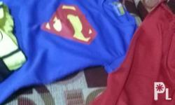 For sale pre-loved kids costume. One time lng nagamit. 200 each. fits 1 to 2 yrs old.