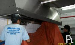 Deskripsiyon EXHAUST CLEANING RESTAURANT . HOSPITALS, HOTEL, CANTEENS AND OTHER FOOD SERVICE STATION HAVE A HOOD AND DUCTWORK OVER THE STOVE TO EXHAUST SMOKE,STEAM AND FUMES OUT OF THE BUILDING. THESE EXHAUST GASES LEAVE RESIDUE ON THE INSIDE OF THE