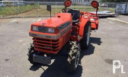 KUBOTA L1 185DT L1AD-77777 18HP 642hr Front tire good/Rear tire good Our showroom is located at McArthur,Anonas,Urdaneta City,Pangasinan,Make sure and stop by to see all our products, from Agricultural products, Farm machinery, Tractors, Hand tractors,