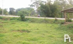 Affordable lot with 2,200 SQM, TITLE LOT, INFRONT NATIONAL ROAD GOING TO DAVAO, CDO, BUTUAN (FRONT), NEAR AIRPORT 4 KM AWAY.