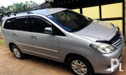 Super fresh 1st owned! Best BUY! CLASS AAA!!! Pristine condition Toyota Innova G Automatic Diesel 2011