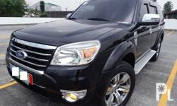 2011 FORD EVEREST1st owned 2.5L Duratorq Diesel Engine4X2M/T All PowerDual SRS Airbag Very FreshDoctor OwnedOriginal Paint LoadedTouchscreen Indash TV MonitorDVD VCD MP3USB Bluetooth Additional 2 NEW headrest TV Monitors Clear Local TV Channels>ABS CBN TV