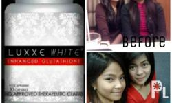 BOYS AND GIRLS!!!! GRAB ONE OF THE HOTTEST PRODUCT ON TOWN NOW!!!LUXXE WHITE ENHANCED GLUTATHIONE (NOT REDUCE TYPE)!!! Pm me if interested WHAT ARE THE OTHER BENEFITS IN TAKING GLUTATHIONE? ... *OPEN FOR RE-SELLER FOR ORDERS and INQUIRIES PM ME OR CONTACT