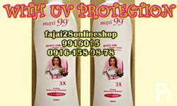 Deskripsiyon fajai28onlineshop FB: taken_babyboo@yahoo.com MAXI 99 SHOWER CREME 1000ML WHOLESALE: 218pesos only (12pcs) RETAIL: 238pesos only WE HAVE A SPECIAL MIXTURE THAT WHITENS AND MAKES SKIN SMOOTH, NOT ORDINARYERNA CREAM ONLY. Made from natural
